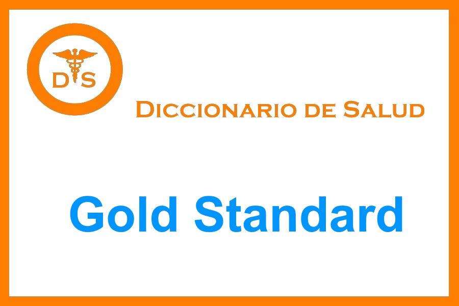 Diccionario de salud. Gold Standard
